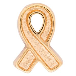 Picture of Gold Ribbon: Childhood Cancer Charm